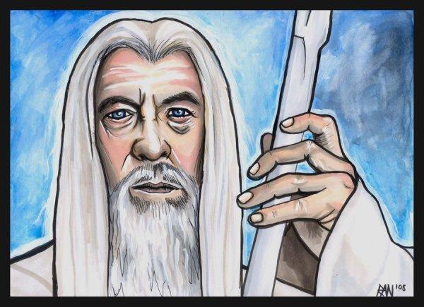 Gandalf_the_White_by_AbKi