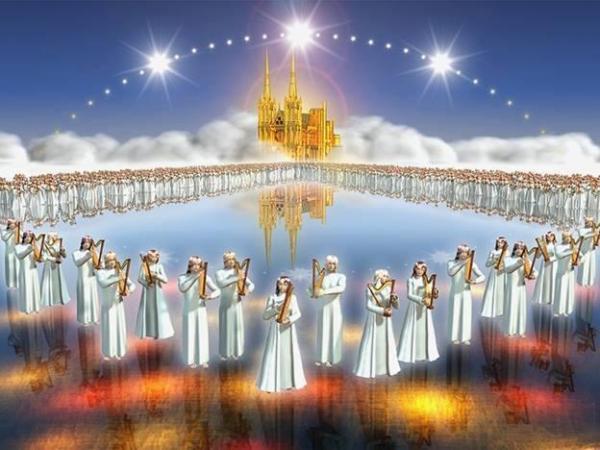 ingerii si castelul