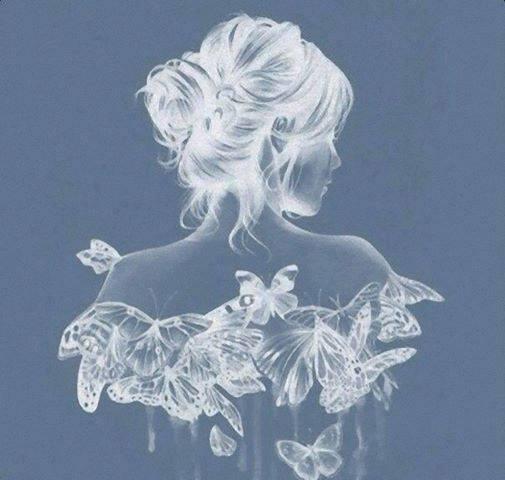 femeia-fluture