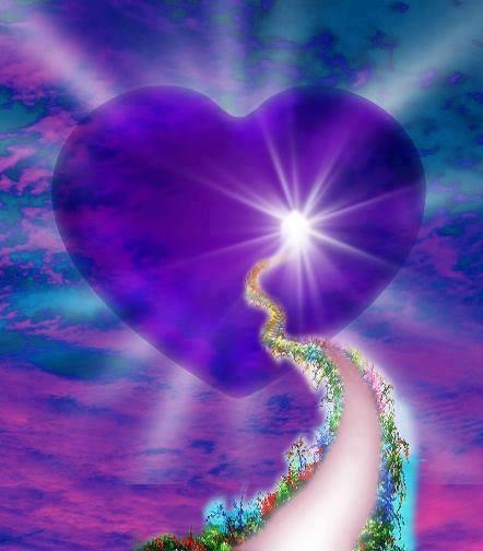 inima violet