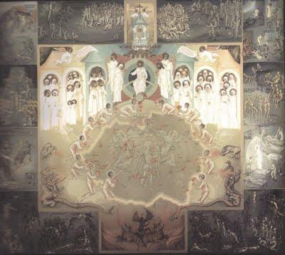 diaconesti -  icoana sfintilor din inchisori